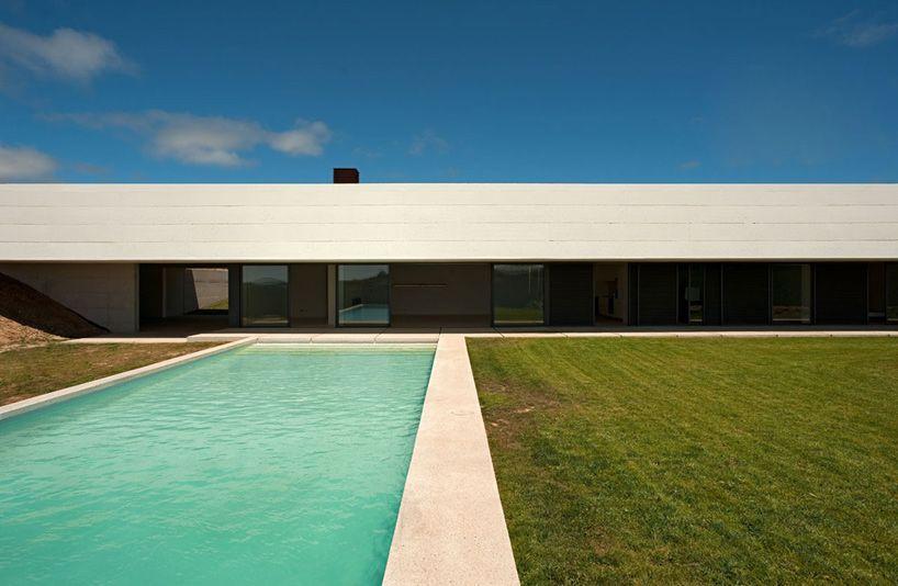 in Alcobaça, Portugal - Topos Atelier de Arquitectura