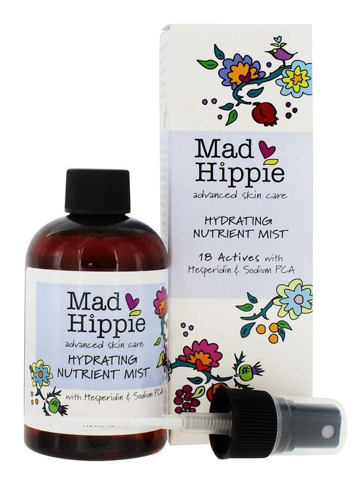 Mad Hippie Hydrating Nutrient Mist Spray In 2020 Mad Hippie Mist Spray Hydrating Mist