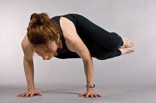parsva bakasana from wwweternityyoga » yoga pose