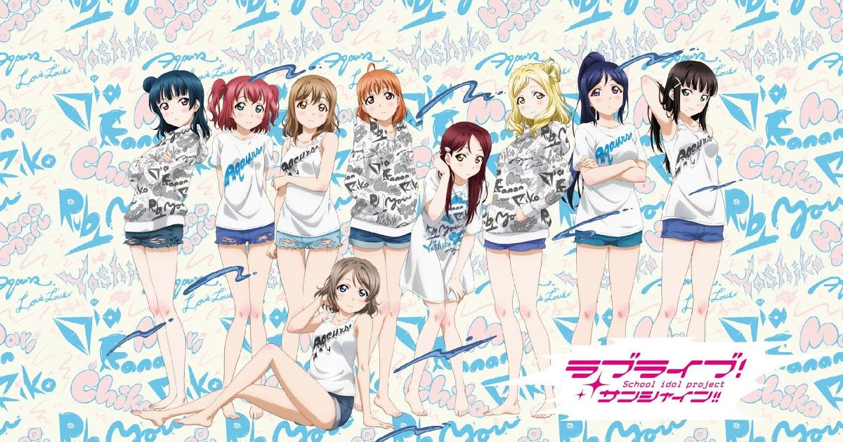 19 Wallpaper Anime Love Live Hd Aqours Wallpapers Top Free Aqours Backgrounds Download Top 10 Love L In 2020 Live Wallpapers Anime Wallpaper Live Wallpaper Iphone