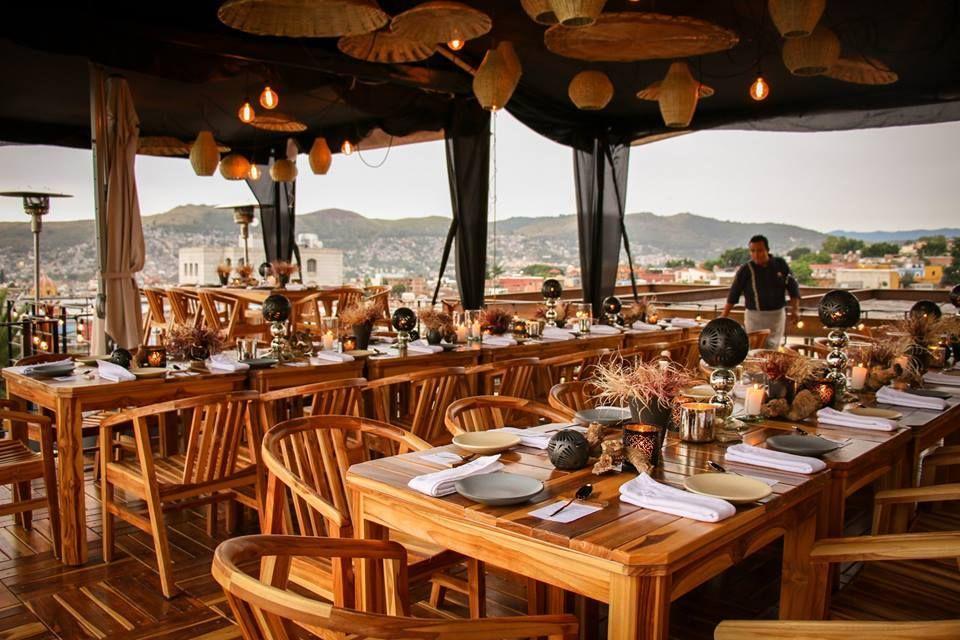 Pitiona La Terraza Mas Encantadora De Oaxaca Excepcionales Vistas Y Gastronomia De Altura Restaurantes Para Comer Oaxaca Restaurantes