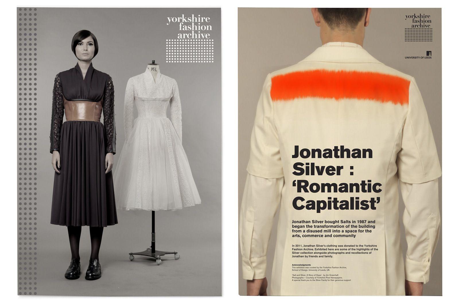 Yorkshire Fashion Archive University Of Leeds Trebleseven Fashion Yorkshire Leeds