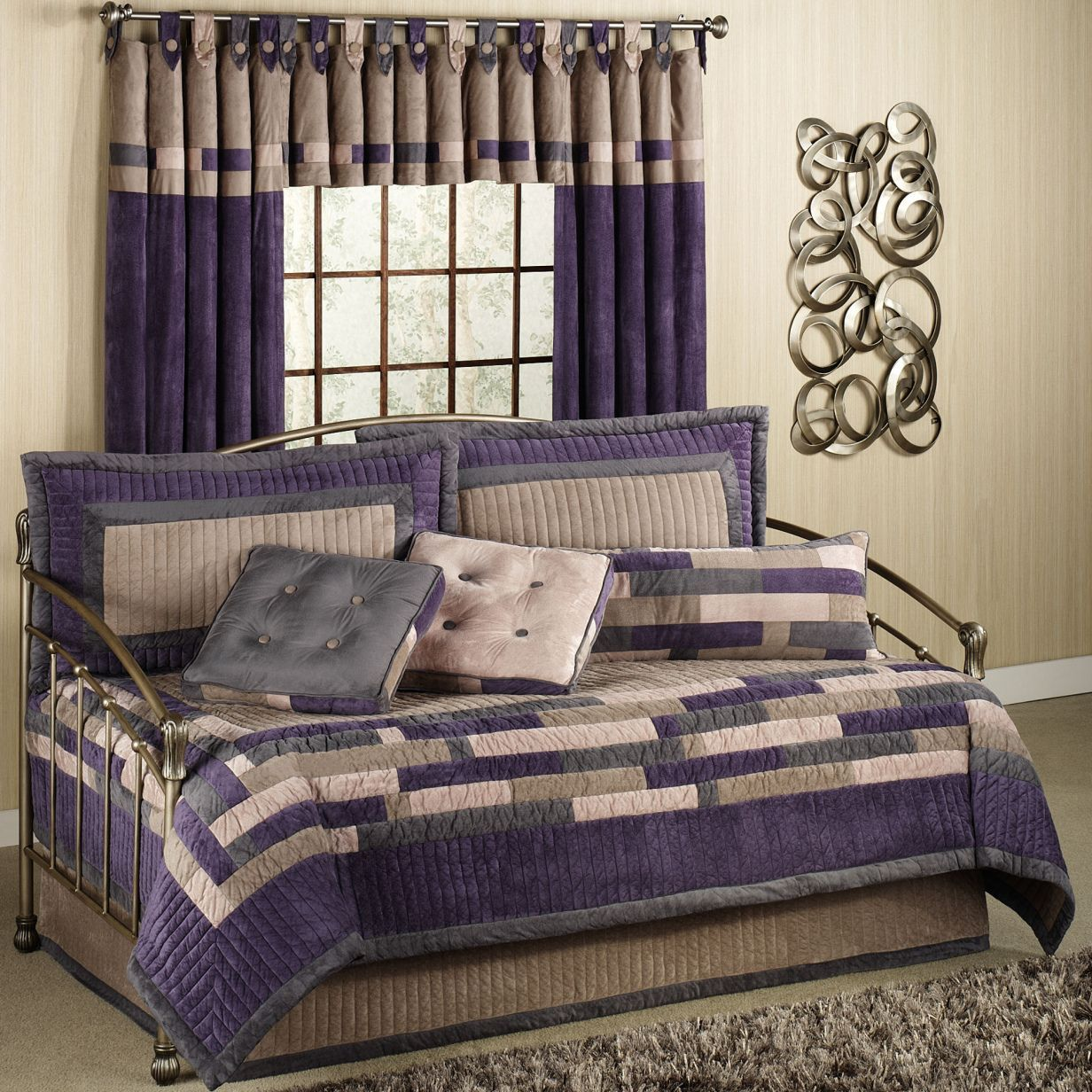 by blue rowland beddings pc laura daybed quilts ashley pin quilt bedding set