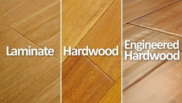 What Is The Difference Between Hardwood And Laminate And Which One Is More Durable Nufloors Blog Engineered Wood Floors Flooring Hardwood
