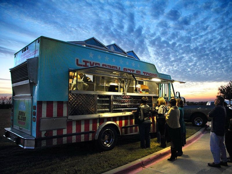 Downtown plano cements hipster status with proposed food