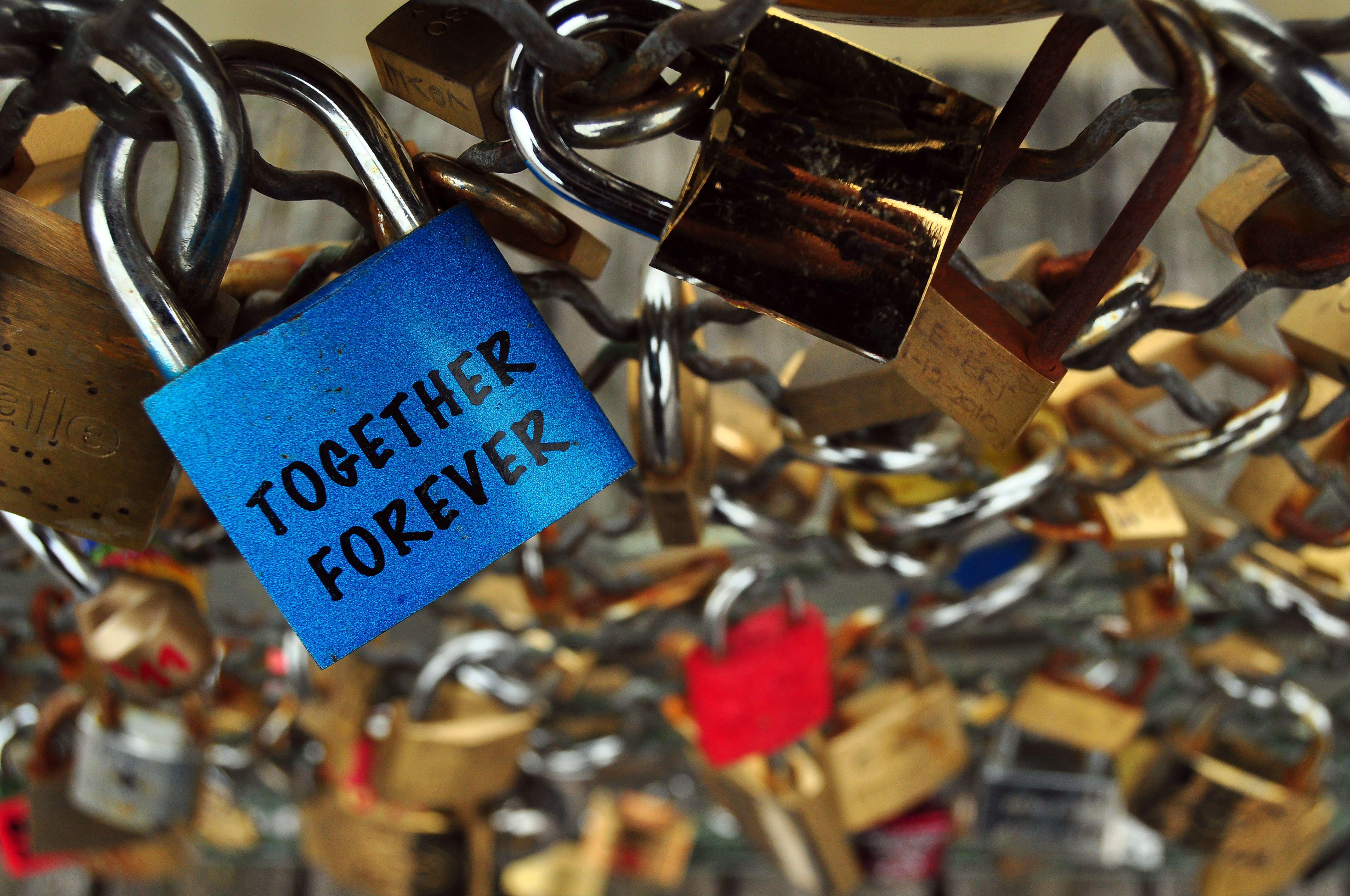 Puente de los Enamorados en Paris :) by: JaxMendez!!