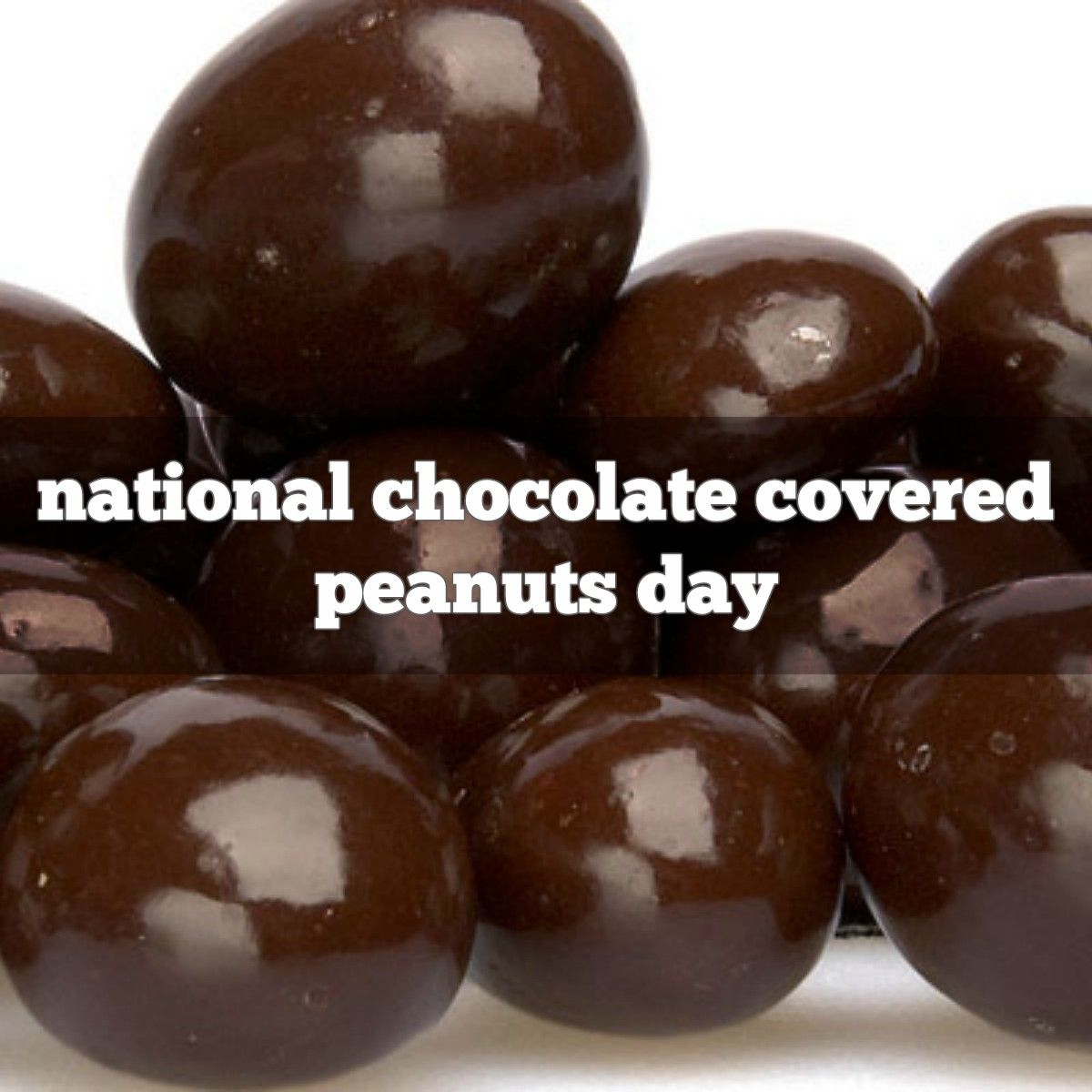 February 25th Is National Chocolate Covered Peanut Day Chocolate Covered Peanuts Chocolate Covered Foodie Holidays