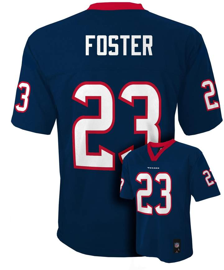 watch 7b973 b5e2f Boys 8-20 Houston Texans Arian Foster NFL Jersey   Products ...