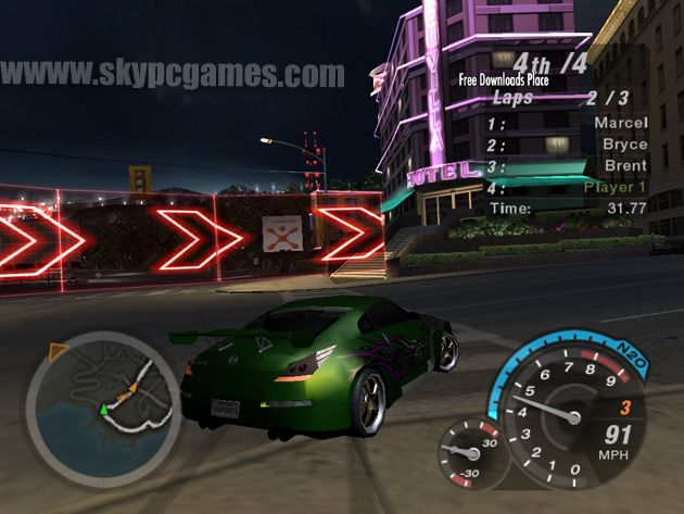 need for speed underground 2 pc game free download full. Black Bedroom Furniture Sets. Home Design Ideas