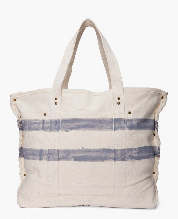 canvas beach bag - Google Search | Bags | Pinterest | Bag