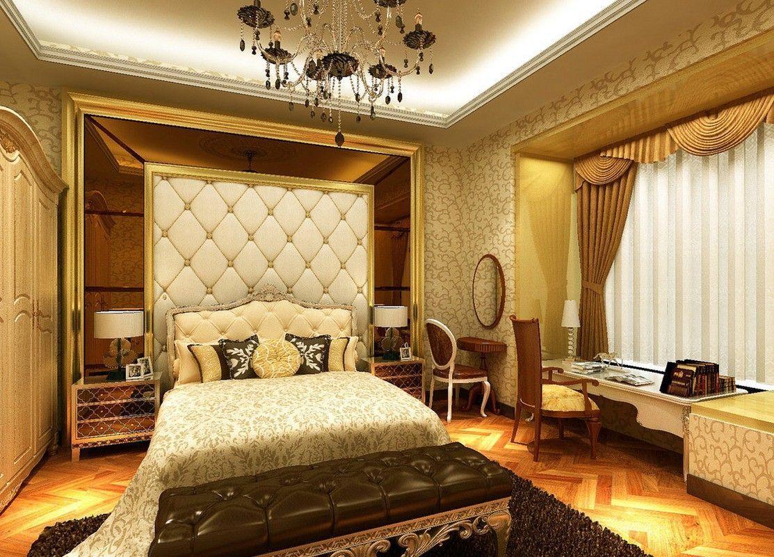 Luxury Interior Design Bedroom Bedroom Design Decorating ...