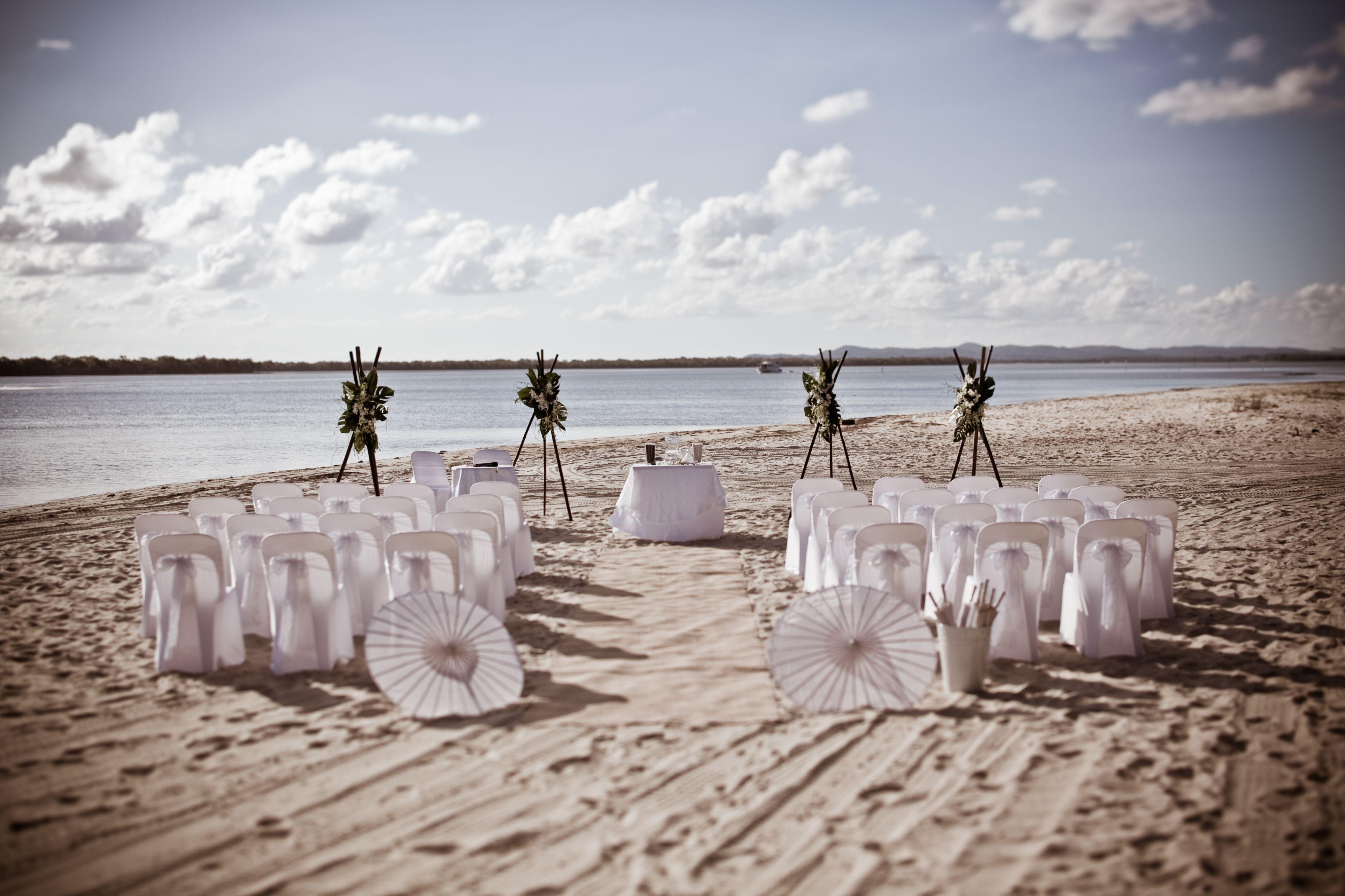 South Stradbroke Island beach style