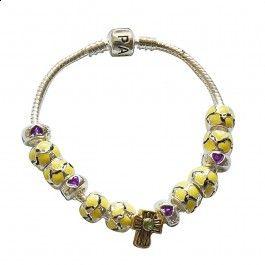 Marque: Pandora -Genre: Femme -Matière: Divers -Style: Unique http://www.pariprix.com/pandora-cadeaux/silver-charms-bleu-diy-bracelet-pandora-captivant.html