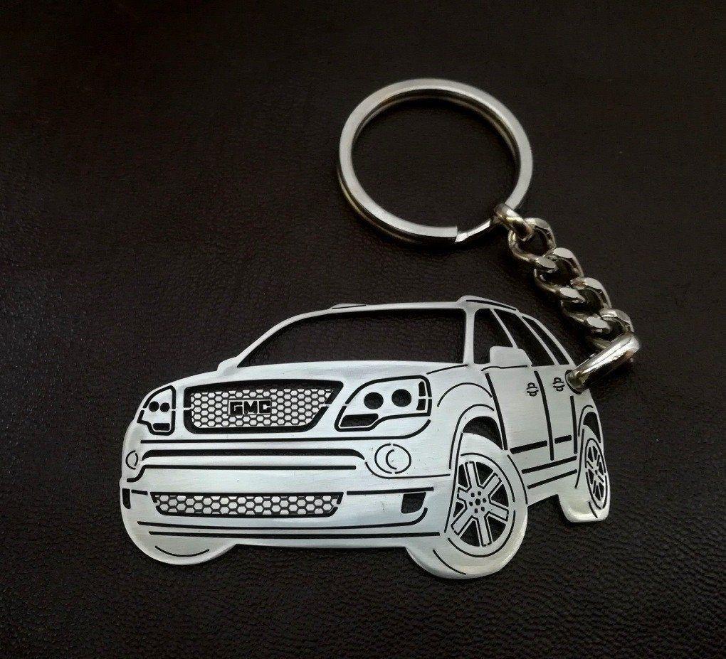 Birthday gift, Custom 2013 honda civic si keychain, car
