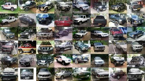 Pickup in Sri Lanka | Places to Visit | Automobile, Vehicles