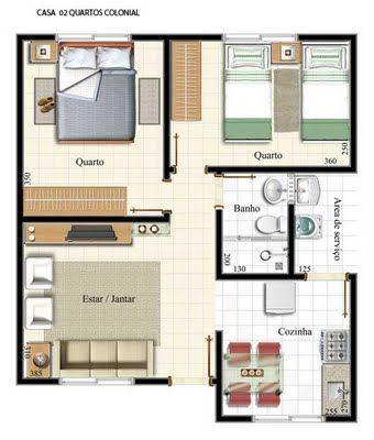 10 projetos de casas terrenas rugvedi projetos de for Casa moderna 64