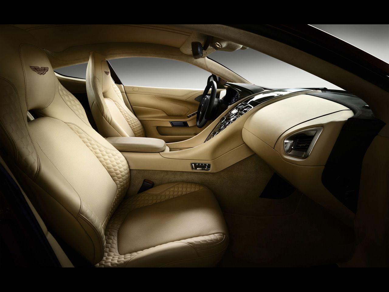 2013 Aston Martin Vanquish - Interior