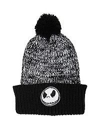 dff851ac5d2 COM - The Nightmare Before Christmas Jack Pom Beanie. HOTTOPIC.COM - The Nightmare  Before Christmas Jack Pom Beanie Disney Costumes