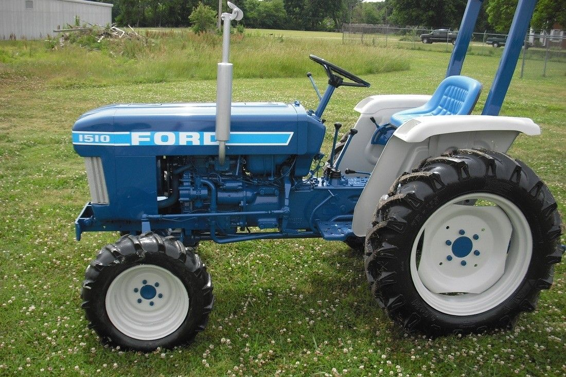 hight resolution of ford 1510