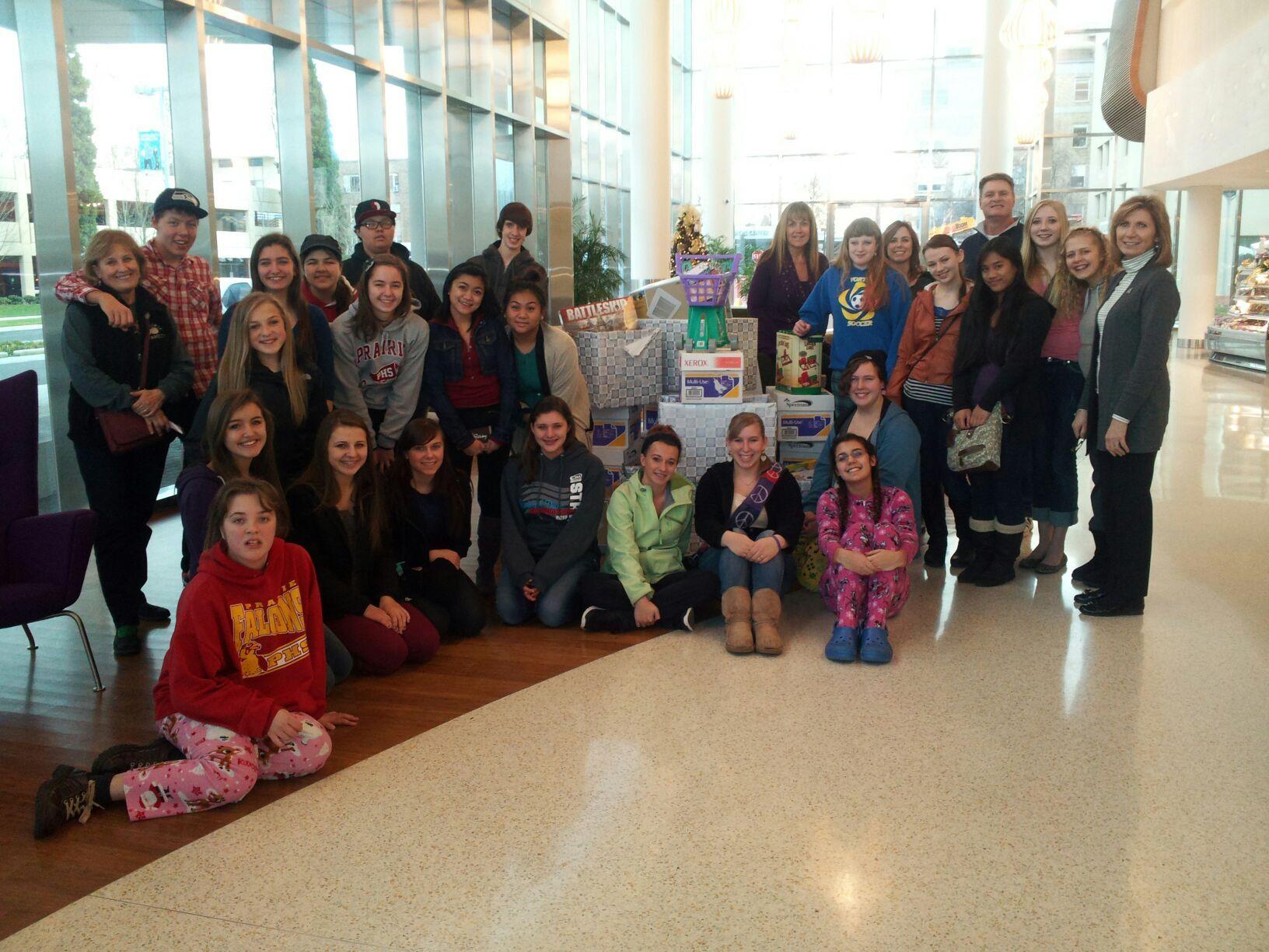 Rachel S Challenge Accepted By Prairie High School