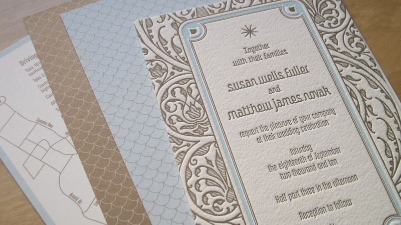 art deco garden party wedding invitations wedding misc