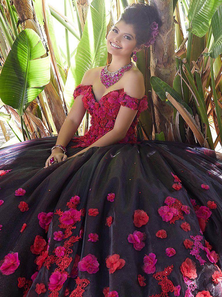 Valentina By Mori Lee 34015 Quinceanera Dress In 2021 Black Quinceanera Dresses Quinceanera Dresses Quince Dresses [ 1024 x 768 Pixel ]