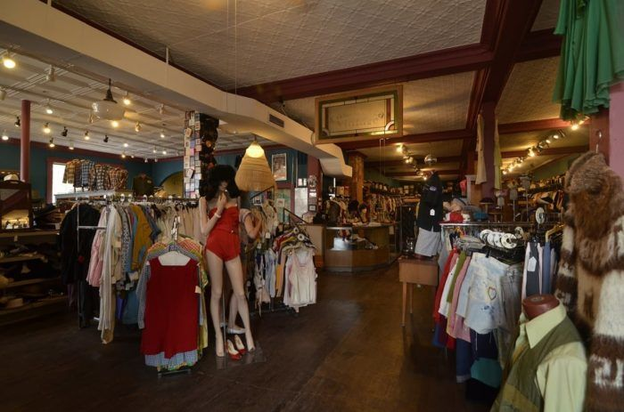 If You Live In Ohio You Must Visit This Unbelievable Thrift Store At Least Once Thrifting Thrift Store Vintage Thrift Stores