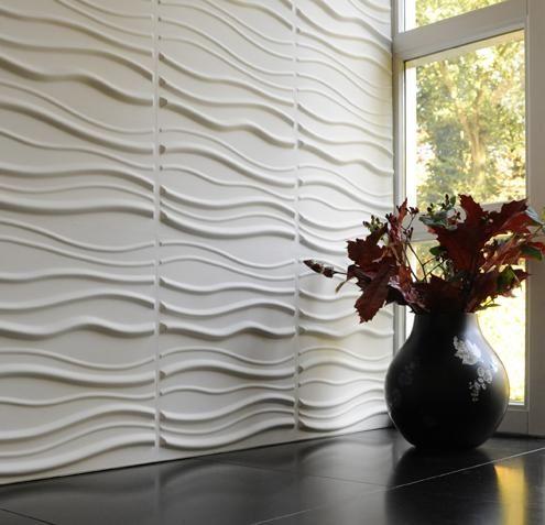 Paneles decorativos para revestir tus paredes paneles for Decoracion hogar 3d