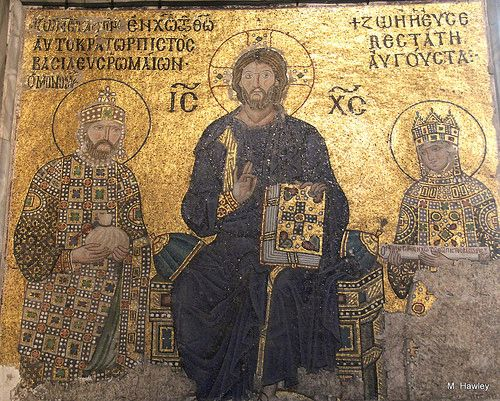 Hagia Sophia Cathedral Mosque Istanbul 17 001 Hagia Sophia Byzantine Art Byzantine Mosaic