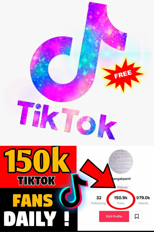 Free Tiktok Fans Followers Generator 2021 Auto Follower How To Get Followers Free