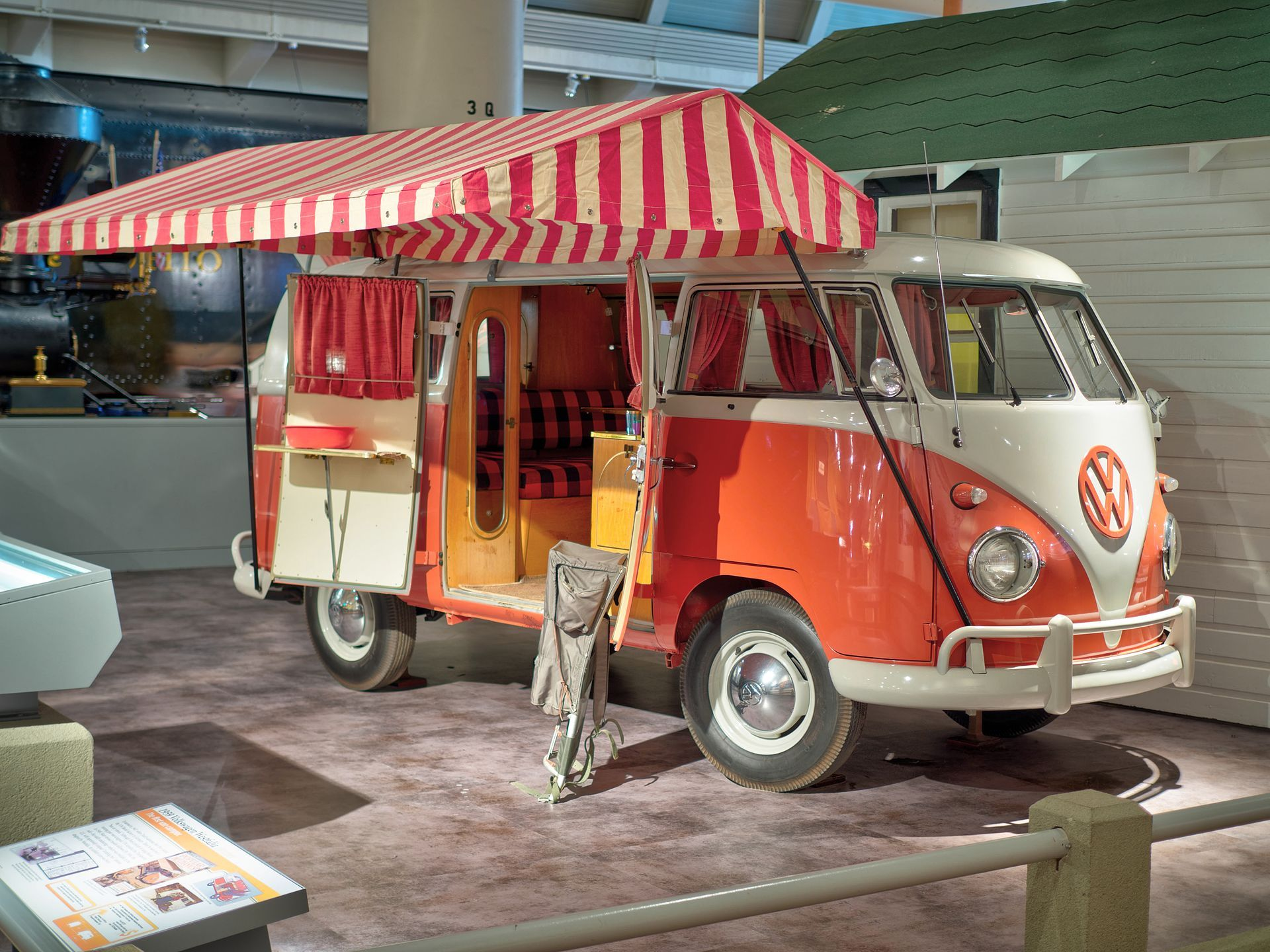 1959 Volkswagen Westfalia Camper at The Henry Ford (With images ...