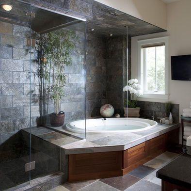 master bathroom tub shower combo. Master Bath Tub Shower Combo  Bing Images Bathroom Pinterest