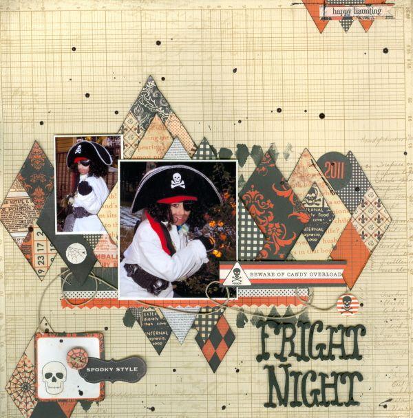 Fright Night - Scrapbook.com