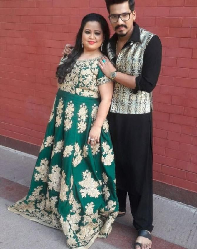 a4c209c07 Bharti Singh Opened Up About Staying Away From Love Before She Met Haarsh -  BollywoodShaadis.com