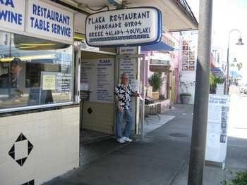 The Plaka Greek Restaurant In Tarpon Springs Fl Fond Memories Of Good Gyros Check