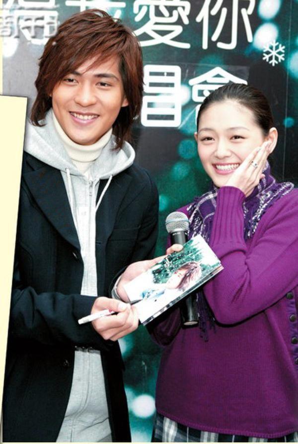 Vic Chou and Batbie Xu