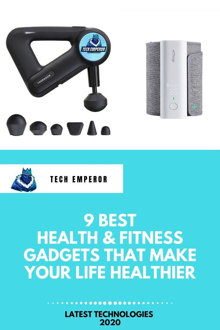 In This Video we showcase amazing cool health and fitness gadgets that make your life healthier and...