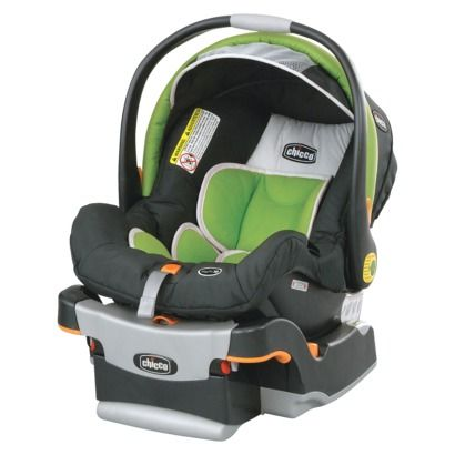 Chicco Green KeyFit 30 Infant Car Seat