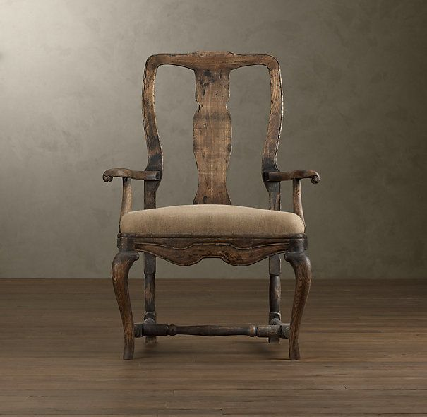 18thc Vintage Swedish Chair With Burlap Seat For Behind Desk Antique Dining Chairs Chair Burlap Chair