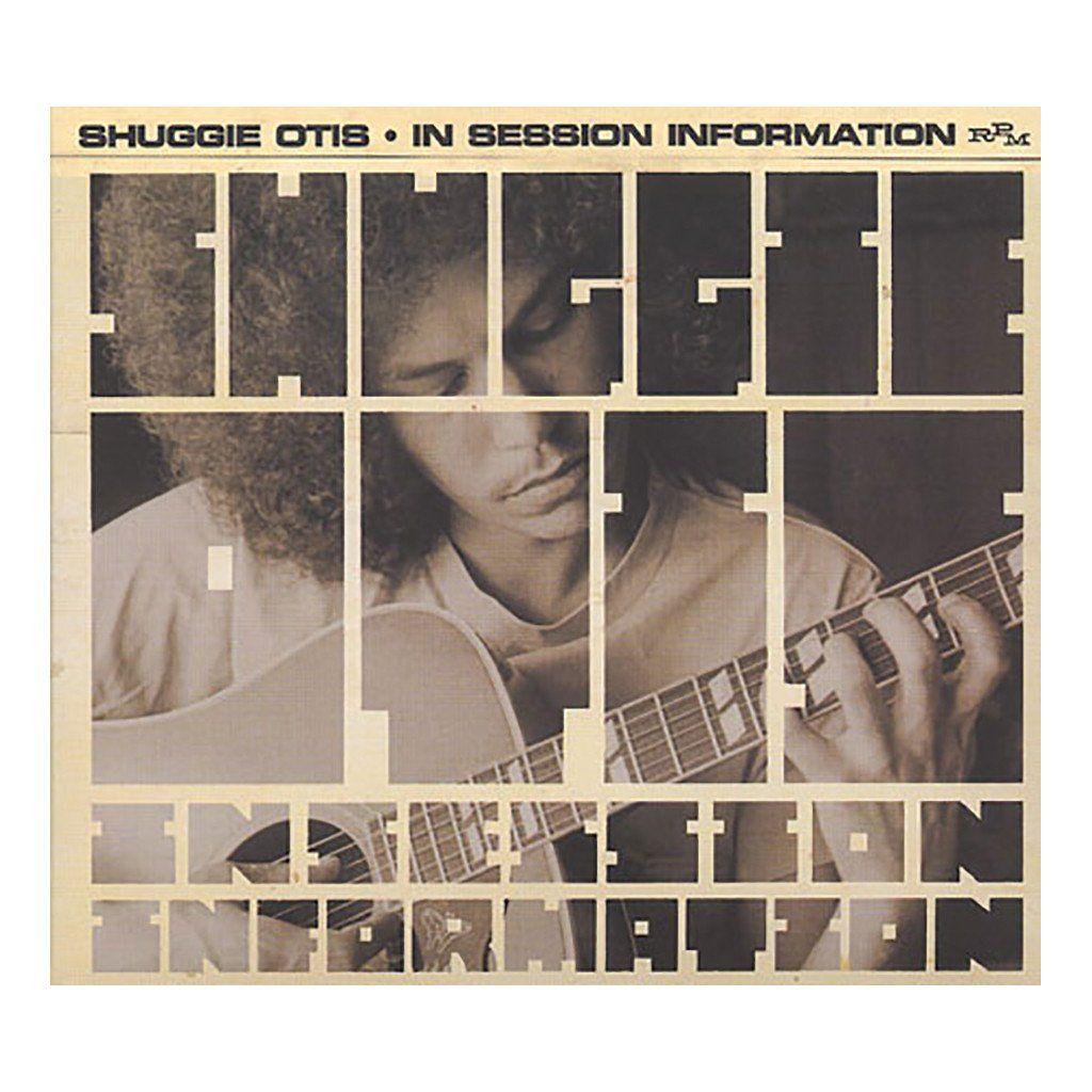 Shuggie Otis Insession Information Rhythm, blues