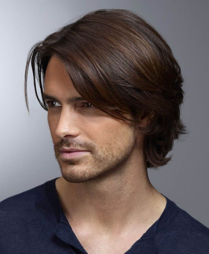 Fabulous Long Hairstyles For Men 28 Food Pinterest Long