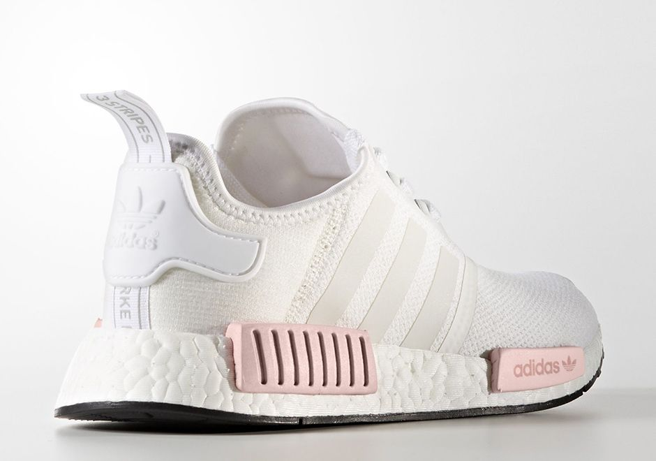 6f99140d6 The adidas NMD White Rose (Style Code  BY9952) will release on June 10th in  a women s exclusive size run for  130 USD. Detailed photos and info here