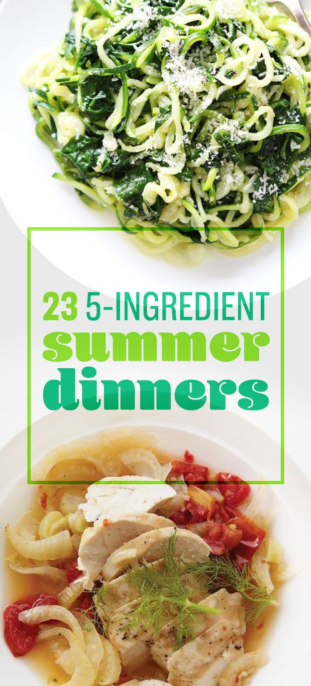 23 low stress 5 ingredient dinners you need to try dinners food 23 low stress 5 ingredient dinners you need to try forumfinder Image collections