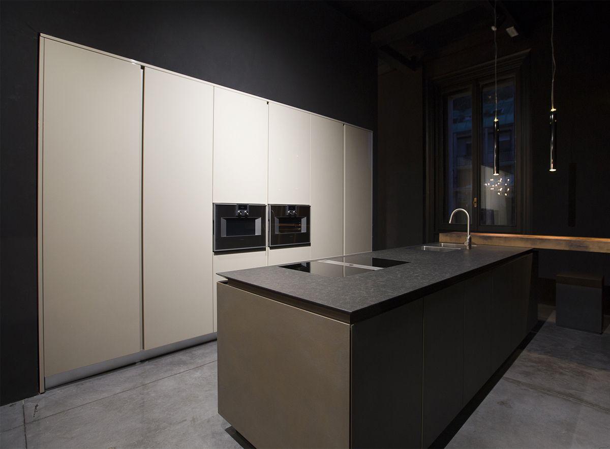 Cucine e Bagni RiFRA con nuove finiture: metalli | Cucine ...