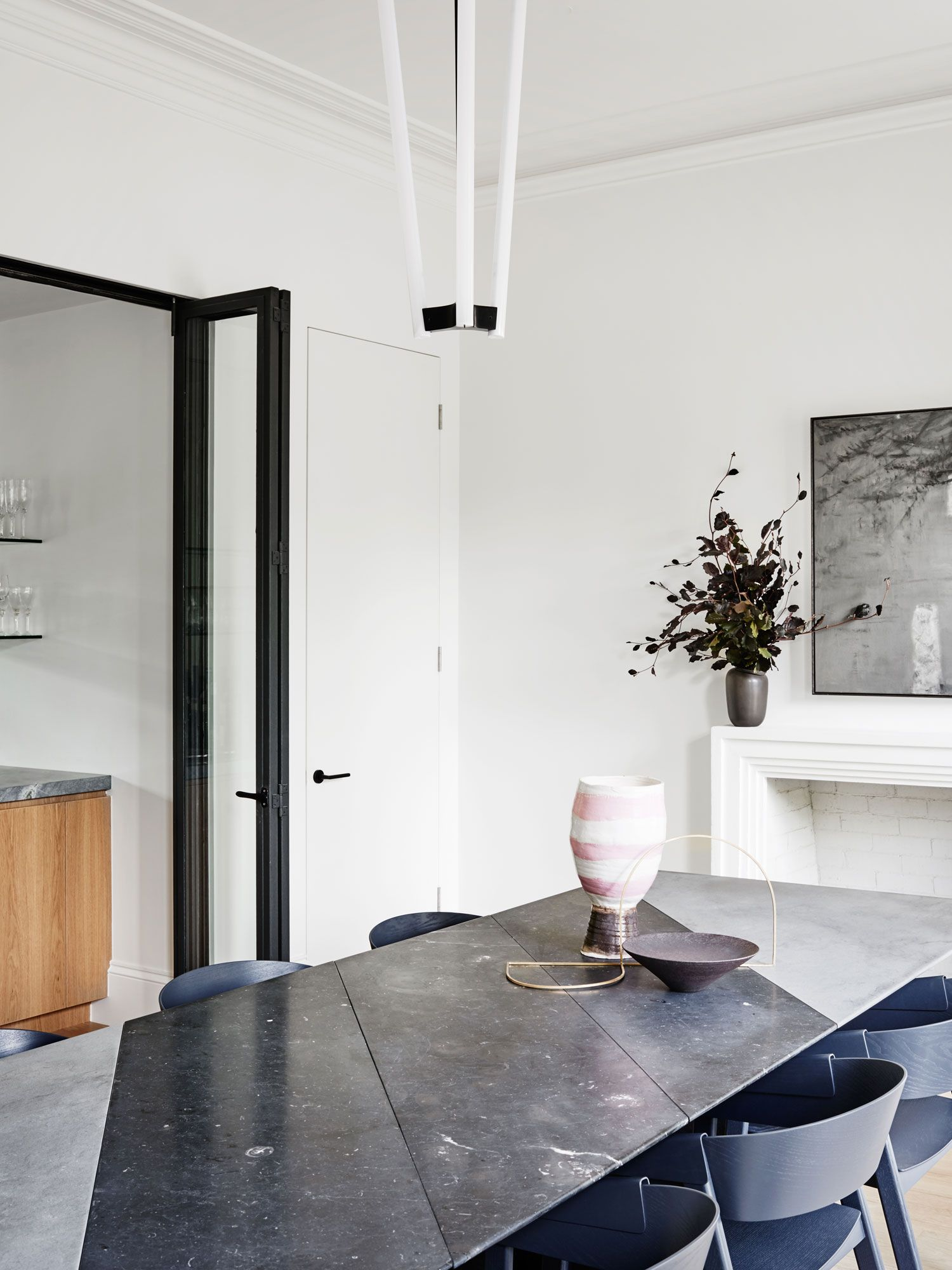 Toorak2 House Renovation by Robson Rak | House, Georgian and Melbourne