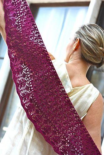 Ravelry: Frambuesa pattern by Julia Trice