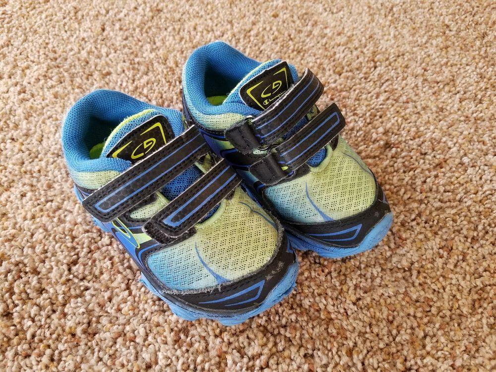 Toddler Boy Shoes Size 6 Blue Tennis Shoes Champion Boys Shoes Fashion Clothing Shoes Accessories Kidsclothingshoes Boys Shoes Boy Shoes Toddler Boy Shoes