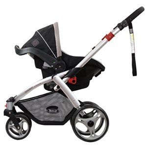 My pram & car seat. Steelcraft cruiser Only sold at target but ...