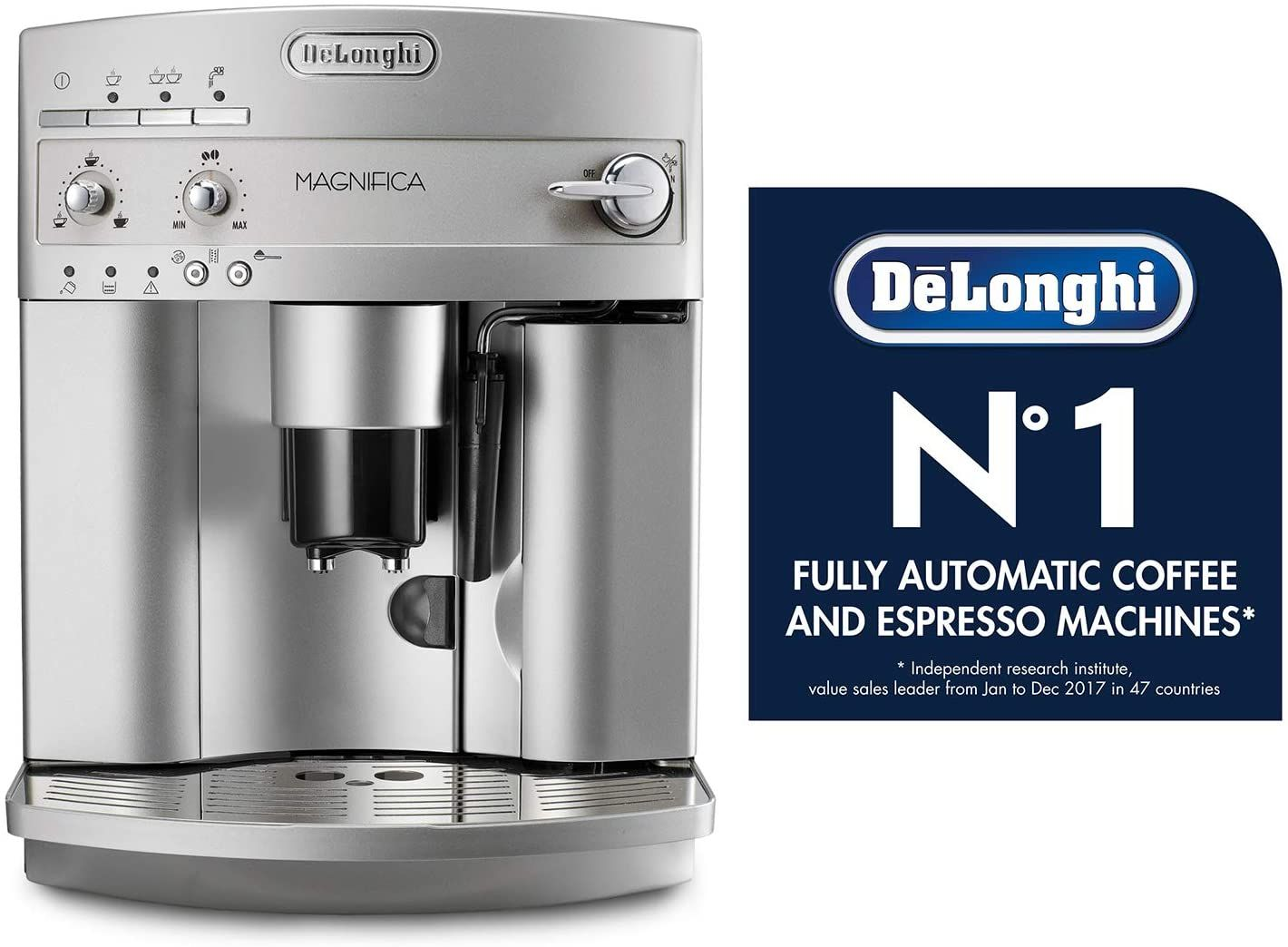 De'Longhi Super Automatic Espresso Coffee Machine in 2020
