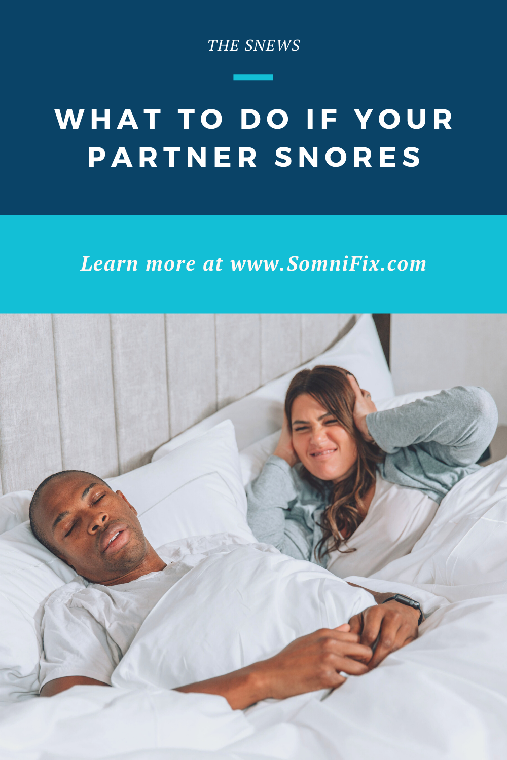 Can't sleep? What to Do if Your Partner Snores in 2020